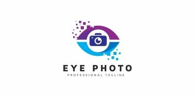Eye Photo Logo