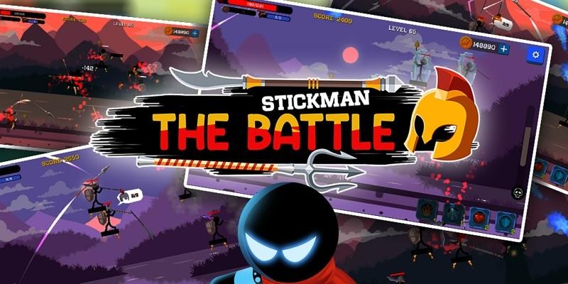 Stickman -  Epic Battle Complete Unity Project