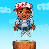 Jumping Rider - Complete Unity Project