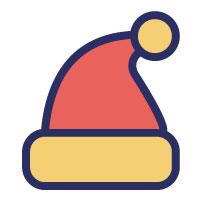 300 Christmas Vector icons