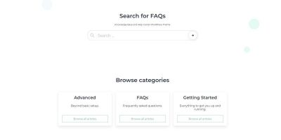 KnowledgeCenter - Knowledge Base WordPress Theme