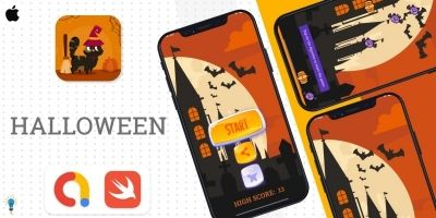 Best Halloween Game - iOS Source Code