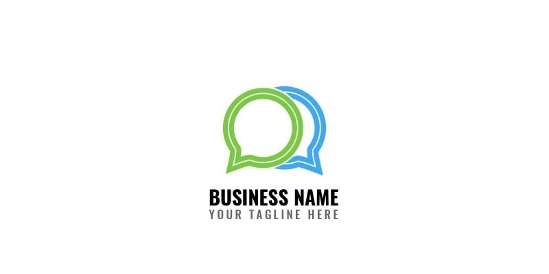 Social Message Logo
