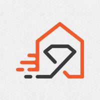 Diamond House Logo Template