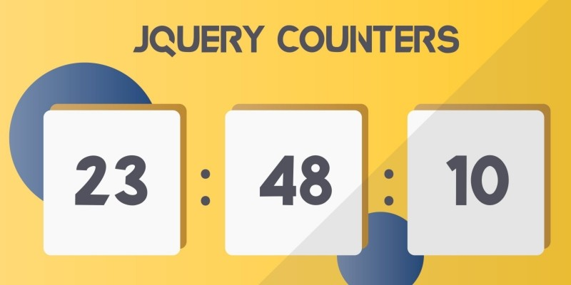 jQuery Counters