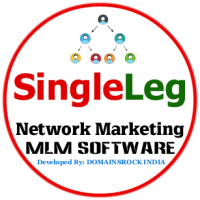 Single Leg MLM Software with Level Plan and ROI