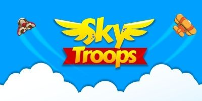 Sky Troops Shooter Game Unity