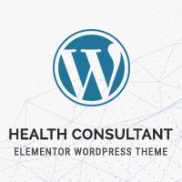 Health Consultant – Elementor WordPress Theme