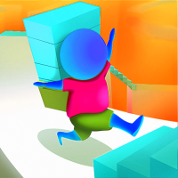 Unity game Template - Stair Climber