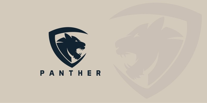Panther Vector Logo
