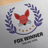 Fox Winner Logo