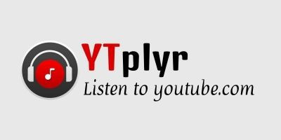 YTplyr - Listen to YouTube Videos PHP Script
