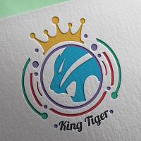 King Tiger Logo