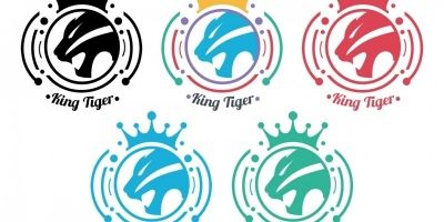King Tiger Logo