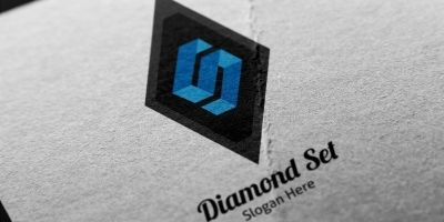 Diamond Set Logo