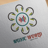 Music World Logo