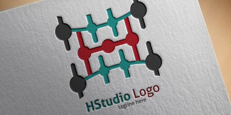 H Studio Logo