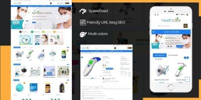 Health Care Prestashop Theme