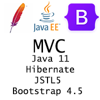 MVC Java 11 Web Application And Hibernate 5