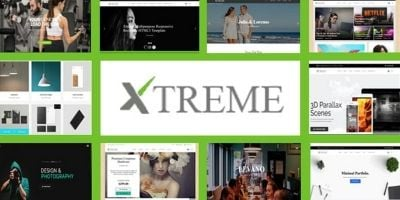 Xtreme Multipurpose HTML5 Template