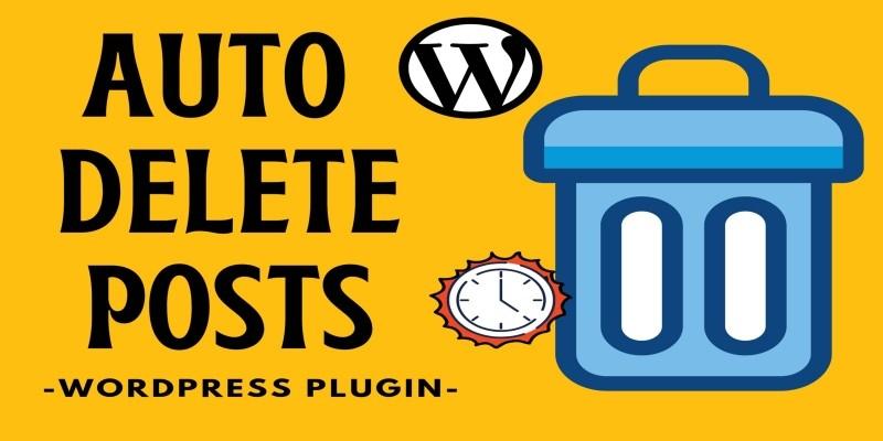 Auto Delete Posts - WordPress Plugin
