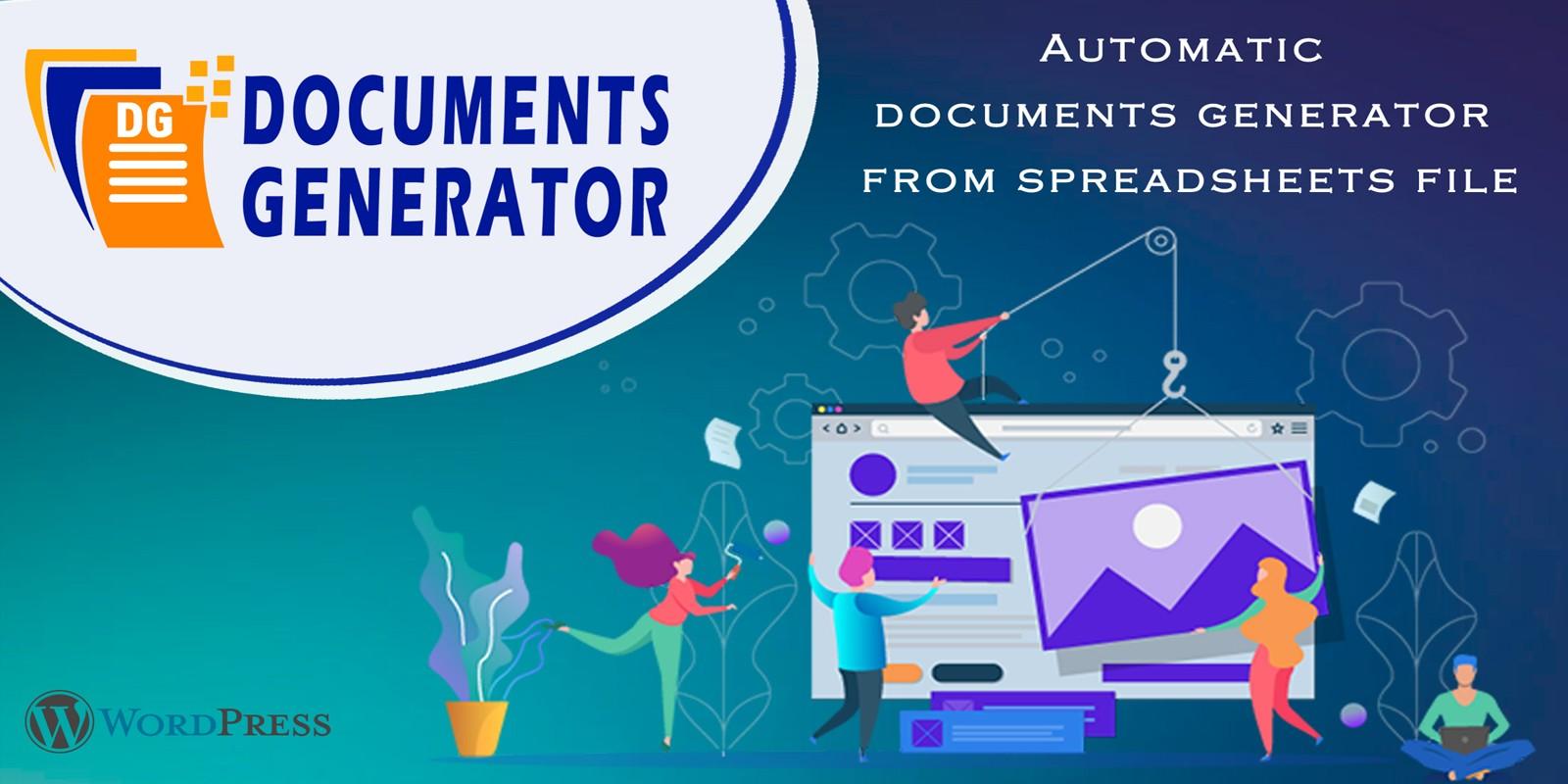 Docs Generator WordPress Plugin