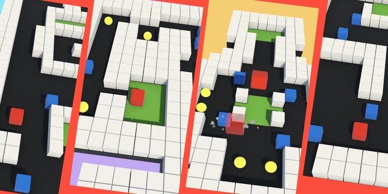 Cube Dash - Unity Source Code