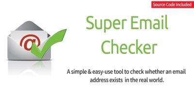 Asp.Net Super eMail Checker