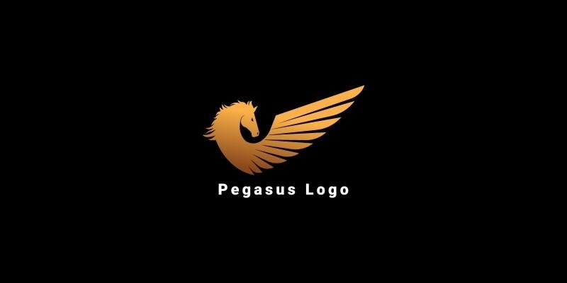 Pegasus Logo Design