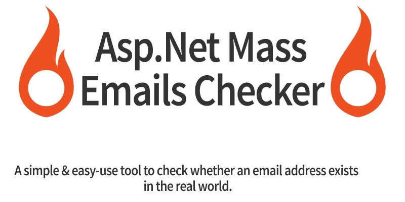Asp.Net Mass eMails Checker