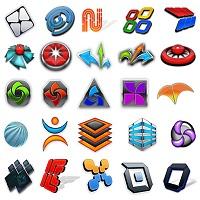 7 3D Logo Template Pack