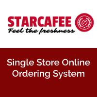 Starcafe - Online Food Ordering System