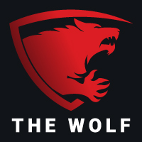 Wolf Simple Logo
