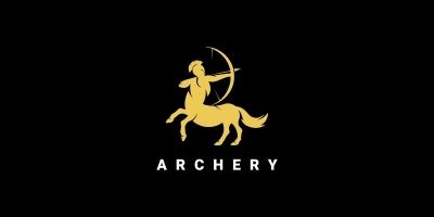 Archery Logo Design