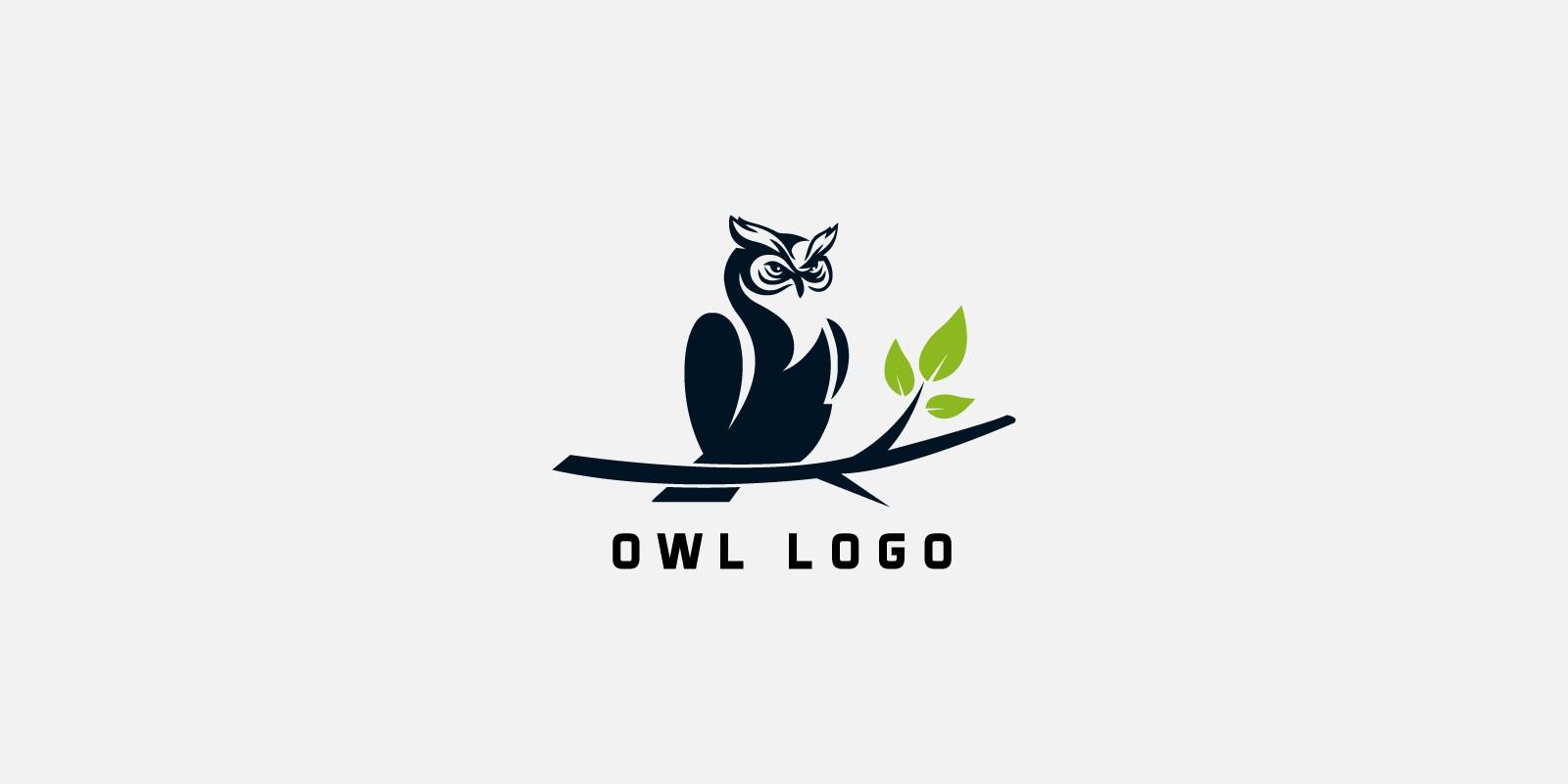Owl Business Logo