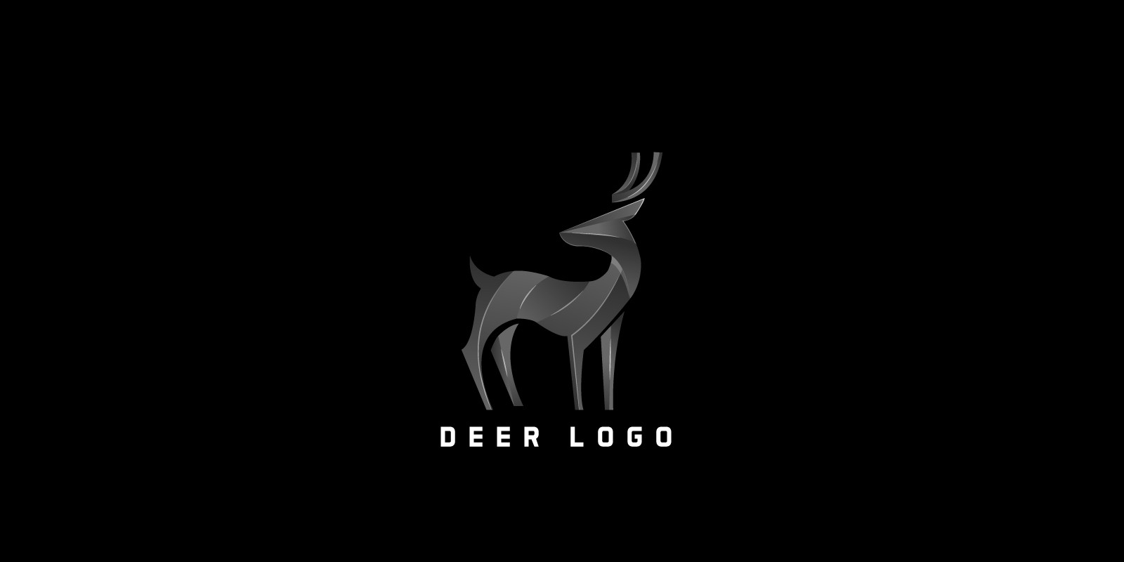 Deer Creative Logo