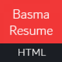 Basma - Resume CV Template