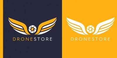 Drone Store Logo