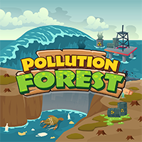 Pollution Forest - Unity Match Game