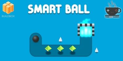 Smart Ball - Full Premium Buildbox Game