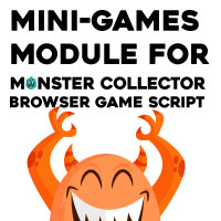 MiniGames - Monster Collector Script Module