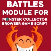 Battles Module For Monster Collector Script