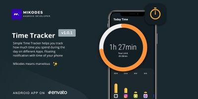 Time Tracker - Android App Source Code