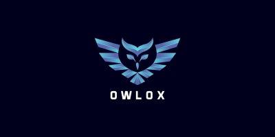 Owl Modern Logo