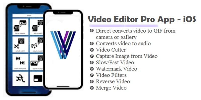 Video Editor Pro - iOS Source Code