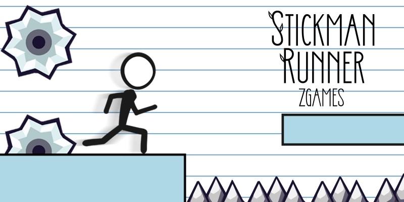 Stickman Runner Game - Buildbox Template
