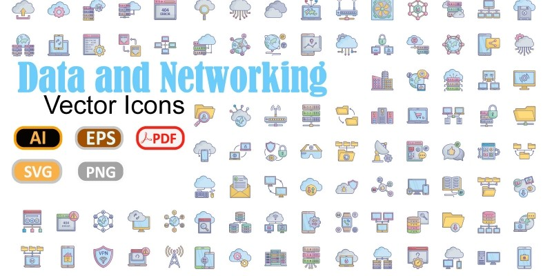 Web and SEO Vector Icon