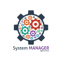 System Manager Logo