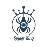 Spider King Logo