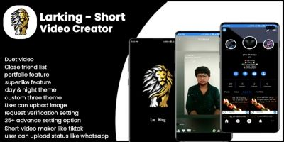 Larking - Short Video Creator Android